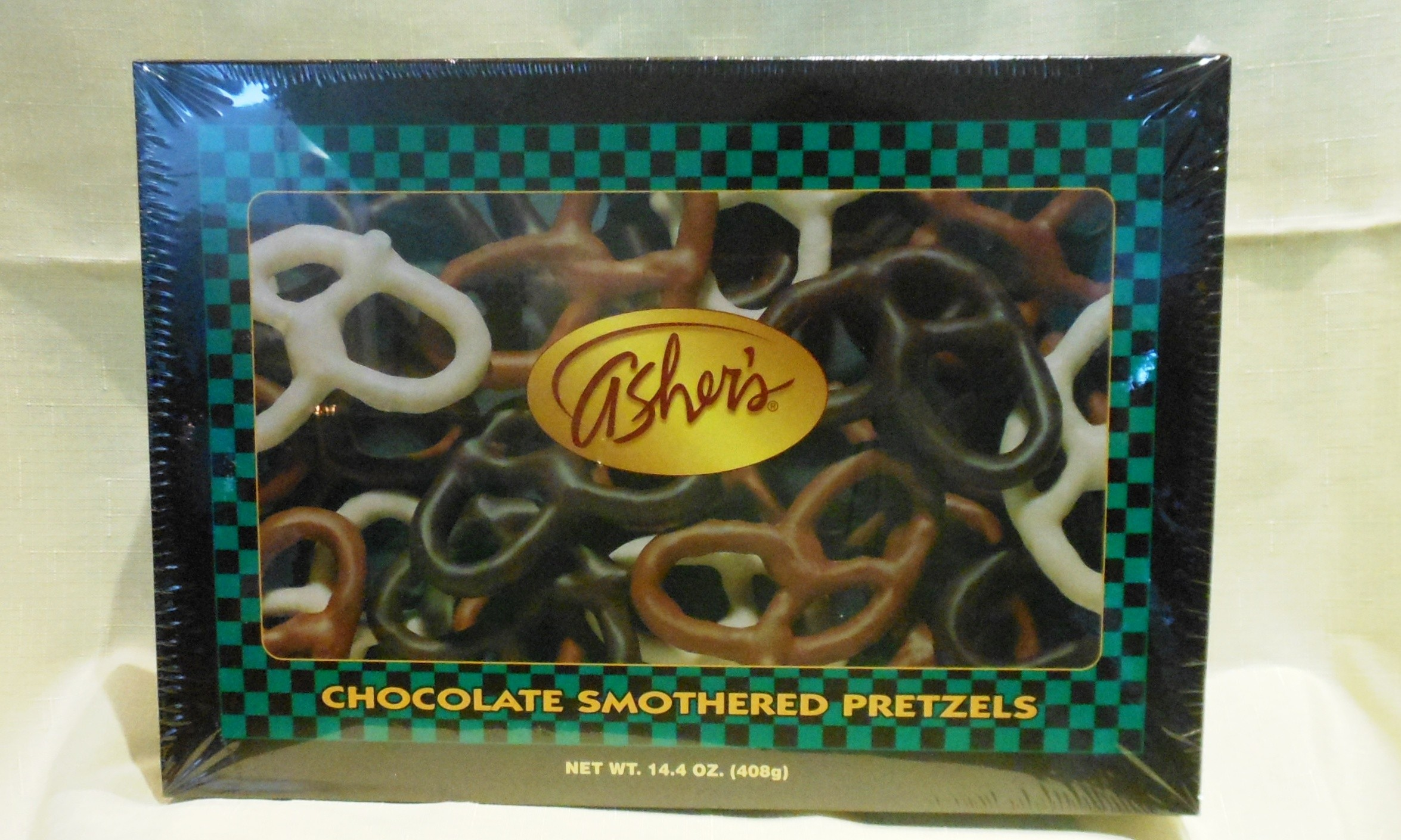 Asher Chocolate Smothered Pretzels Variety Pack – Perfectly ...